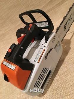 New Stihl Chainsaw, MS201 TC 16 Bar