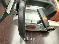 New Stihl MS 201t Top Handle Arborist saw, never used with 16 bar and chain