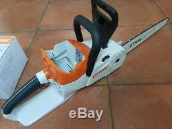 New Stihl Msa 140 C Battery Chainsaw Al 101 Charger And Ak 20 Battery