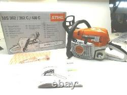 OEM CHAIN SAW STIHL MS 400 C MS400C CHAINSAW VERY NICE SAW 400c