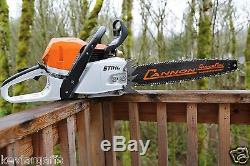 PILTZ Stihl Cannon MS362 Customised CHAINSAW 32 inch Cannon