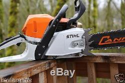 PILTZ Stihl MS362 Wrap handles Customised CHAINSAW 20 inch Cannon