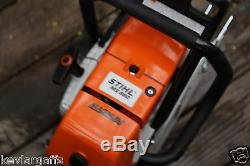 PILTZ Stihl MS880 Customised CHAINSAW 60 inch bar and chain