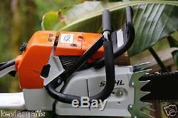 PILTZ Stihl MS880 Customised CHAINSAW 84 inch bar and chain