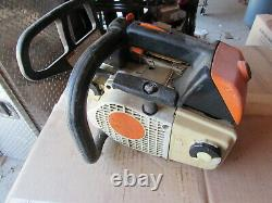 Parts Or Repair Stihl Ms200t Ms200 200t Top Handle Chainsaw Chain Saw