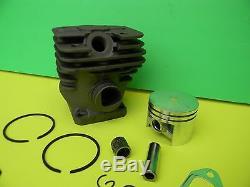 Piston Cylinder Set 42mm For Stihl 024 024av Chainsaw # 1121 020 1200