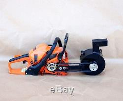 Portable Rock Crusher Powered by Chainsaw Sampling Crusher NEW! Fit STIHL170-250