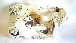 Preowned Chain Saw OEM STIHL MS311 Crank Case Oil Tank with Cap Chainsaw
