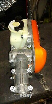 Preowned OEM POLE SAW GEARHEAD +12 inch Bar and Chain STIHL HT 4138 and others