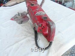 Rare Mall 3E Electric Chain Saw 1E12 Porter Cable Stihl Remington Skil Craftsman