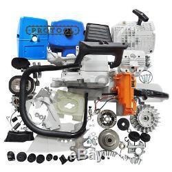 Repair Parts Kit for Stihl MS660 Engine Cylinder Carburetor Flywheel