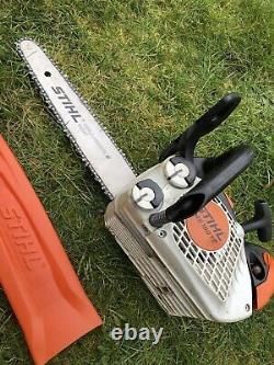 STHIL ms150tc topping handle chain saw