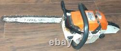 STIHL 028-AV Electronic Quickstop WOOD BOSS GAS CHAINSAW with 16 BAR & CHAIN SAW