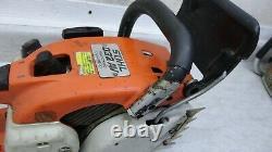 STIHL 032 032AV 51CC 3.4HP SAW with BRAKE with18 BAR+CHAIN (1113 FAMILY030 031)