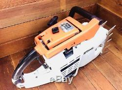 STIHL 076 Super 111cc Chainsaw Rebuilt and Modified Engine Port Work Done