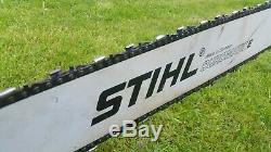 STIHL 090 AV Chainsaw Cleaned & Serviced Vintage Saw Very Clean Runs Great