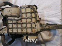 STIHL 090 AV ELECTRONIC, CHAINSAW, CHAIN SAW, 137 CC's, 8.36 CUBIC INCH