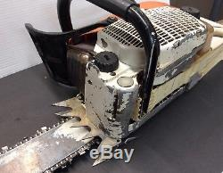 STIHL 660 chainsaw32 BAR