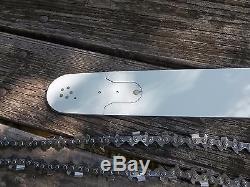 STIHL 72 Model 066,064,056,048 (PRO) Chainsaw Repl Bar + (FREE CHAIN)
