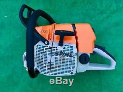 STIHL BRAND NEW MS660 100% FACTORY CHAINSAW with 25 INCH BAR. (SHIPS WORLDWIDE!)