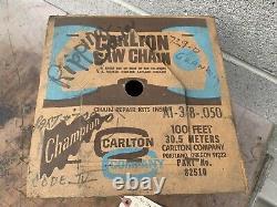 STIHL CARLTON SAW CHAIN 3/8x. 50 Gage RIPPING CHAIN