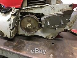 STIHL Contra Lightning G5 Chainsaw Vintage Monster Saw Runs 140psi SPARK