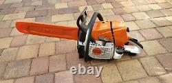 STIHL GS 461 CONCRETE CHAIN SAW With 16 BAR, NEW OUT OF THE BOX
