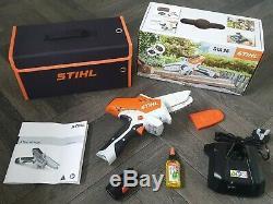 STIHL GTA 26 Battery Chainsaw BRAND NEW & BOXED GTA26