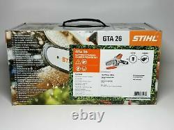 STIHL Gta 26Cordless Chainsaw / Cordless Pruner GTA 26, Chain Saw