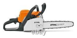 STIHL MS180 31.8CC PETROL CHAIN SAW 35CM / 14 Garden Power Tools New