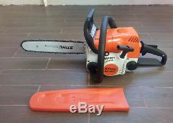 STIHL MS180 -BE With ErgoStart System And Fast Tension Of The Chain 35 cm