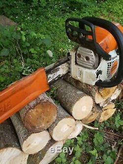 STIHL MS251 WB Wood Boss Chainsaw MS251 nice saw clean