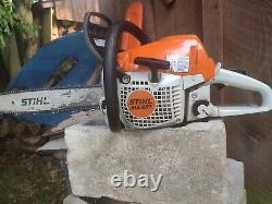 STIHL MS251 WOOD BOSS CHAIN SAW. Excellent Cond