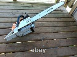 STIHL MS260 CHAIN SAW arborists and forestry professionals saw one owner Nice