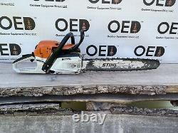 STIHL MS261 Chainsaw GREAT RUNNING 50.2cc Saw With 20 Bar & Chain SHIPS FAST