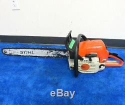 STIHL MS290 CHAINSAW WITH 25 BAR and Chain