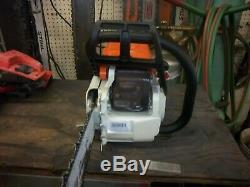 STIHL MS290 chainsaw with 18 bar new chain nice running saw! Very clean 57cc