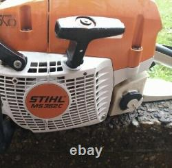 STIHL MS362C CHAIN SAW arborists and forestry professionals saw 1owner