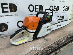 STIHL MS362 Chainsaw / VERY NICE 59cc Saw With NEW 20 Bar & Chain Ships FAST