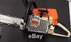 STIHL MS440 Chainsaw Runs Great