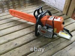 STIHL MS460 CHAIN SAW arborists and forestry professionals saw 1owner NICE
