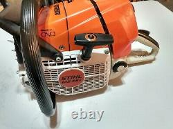 STIHL MS461 ARTIC MAGNUM CHAIN SAW arborists and forestry professionals saw