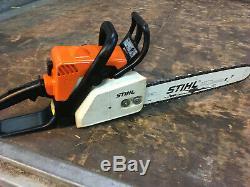 STIHL MS 170 Chainsaw