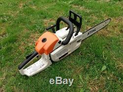 STIHL MS 201 C CHAIN SAW arborists and forestry professionals saw