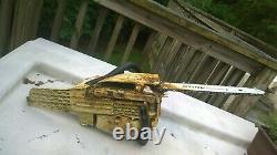 STIHL MS 251 CHAINSAW runs with Rollomatic E bar ms251 chain saw