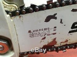 STIHL MS 271 CHAINSAW CHAIN SAW RUNS GOOD With 16 BAR