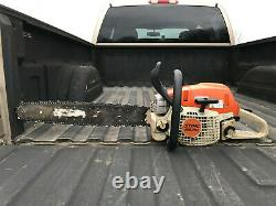 STIHL MS 291 Farm Boss Chainsaw with 20 Bar MS291 Chain Saw