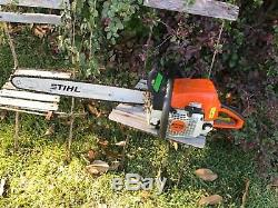 STIHL MS 310 Chainsaw in great condition with 24 bar and Chain Stihl chainsaw