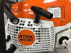 STIHL MS 391 COMMERCIAL Grade 64.1cc 3.3kW Fuel Efficiency Chainsaw L@@K SAVE
