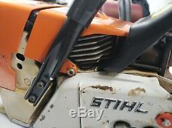 STIHL MS 460 Chainsaw Runs great